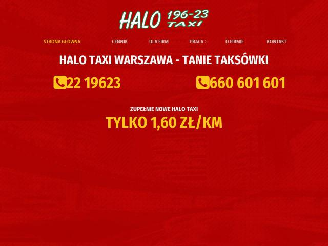 HALO TRANS TAXI